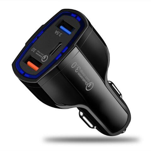 Autoladegerät für das Smartphone