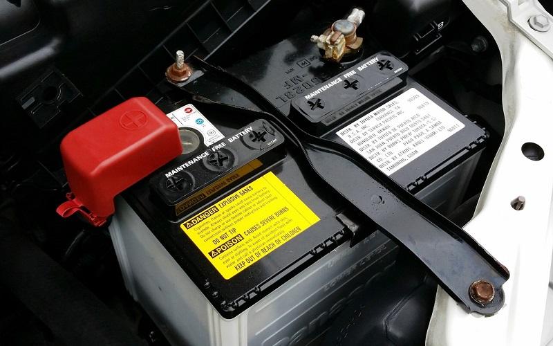 Autoteile: batterie